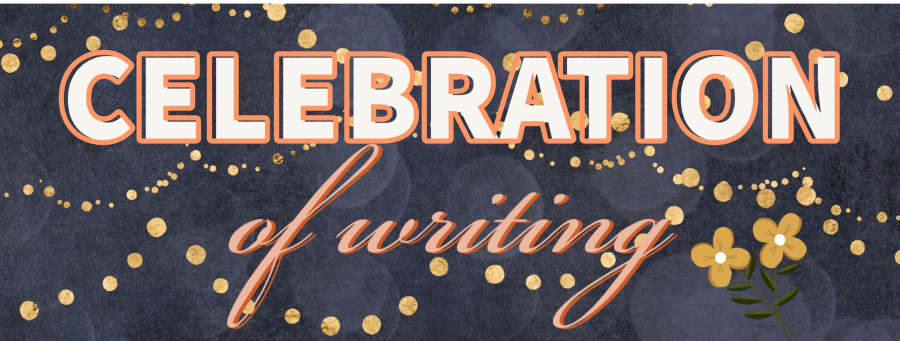 "Graphic ""Celebration of Writing"""