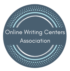Online Writing Centers Association circular logo
