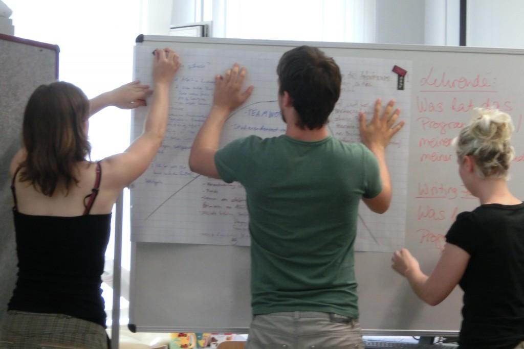 Writing Fellows at the European University Viadrina, Writing Center Viadrina