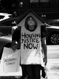 Housing Justice Now.