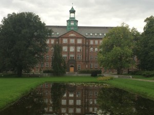 Tårnbygningen, the location of the new Writing Centre
