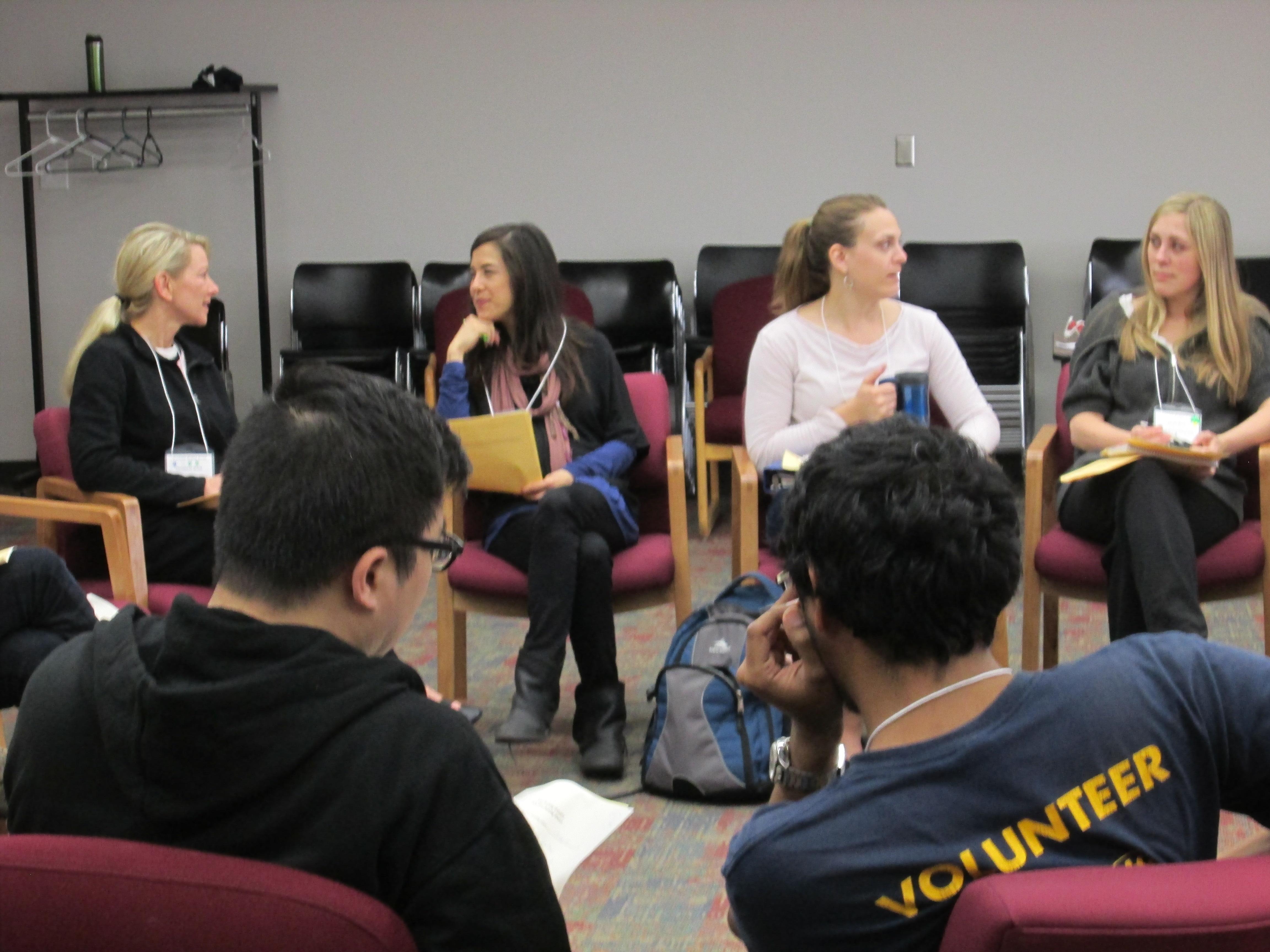 uw-madison grad writing group, spring 2015, setting goals