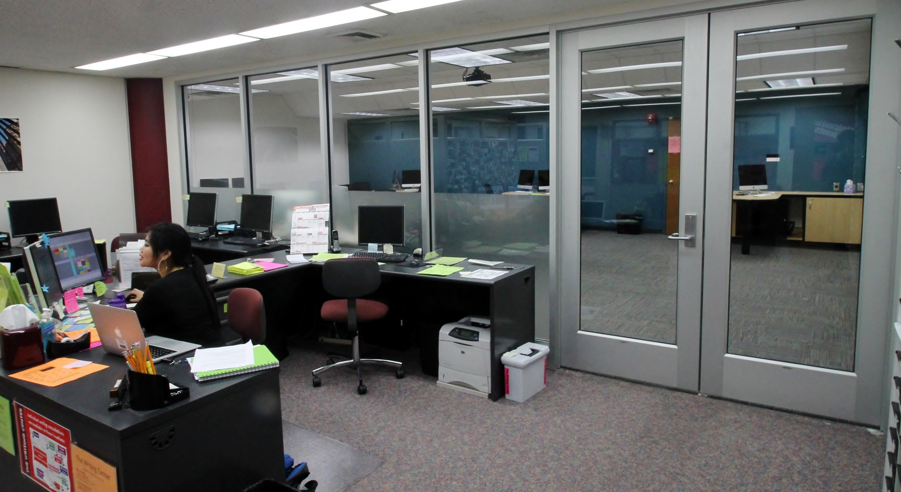 Seeing New Connections: Tutoring Spaces and the Writing Center ...