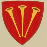 Indiana University School of Journalism coat of arms
