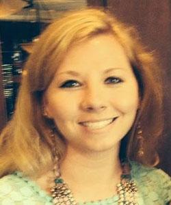 Stephanie Larson, UW-Madison Writing Center Instructor