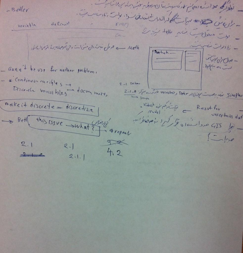 Reza's Notes