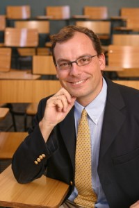 Sebastian Royo, Vice Provost for Student Success at Suffolk University