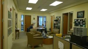 A peek inside Marquette's Ott Memorial Writing Center
