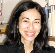 Rachel Azima, former grad student at UW-Madison, now on the faculty at Lawrence Tech