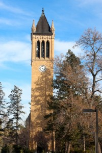 Iowa State's campanile