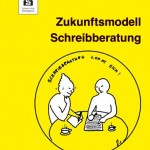The first German book on writing consulting, written by four former peer tutors
