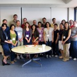 Dissertation campers, summer 2011