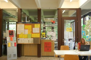 Writing Center at the University of Education, Freiburg