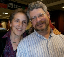 Wendy Osterweil and Eli Goldblatt