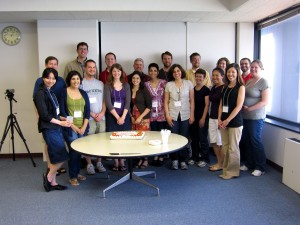 Dissertation Boot Camp Participants, Summer 2011