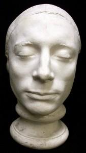 Keats's Life Mask.