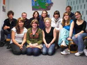 Our writing center team 2010