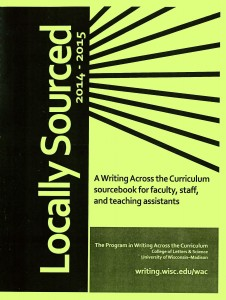 The UW-Madison WAC Faculty Sourcebook (2014)