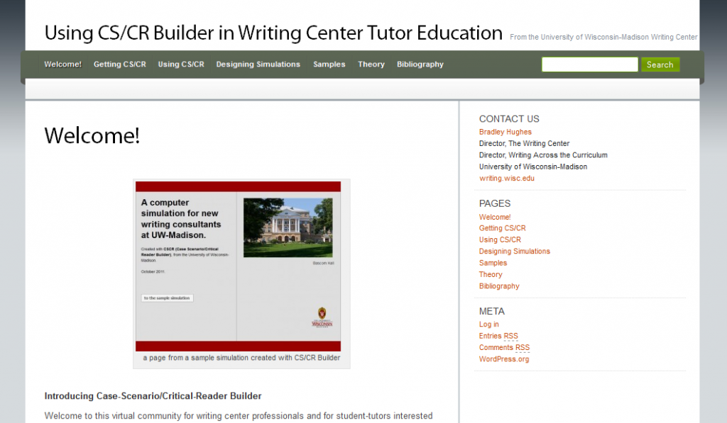 uwmadison_writingcenter_cscr_website_screehshot_sept2013