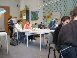 The Writing Center at European University Viadrina